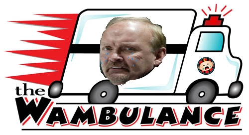 Lindy Ruff needs a Wahbulance