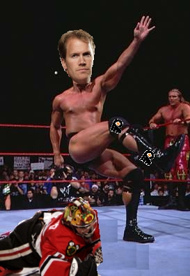Pronger elbow